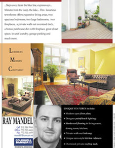 for Ray Mandel, Coldwell Banker