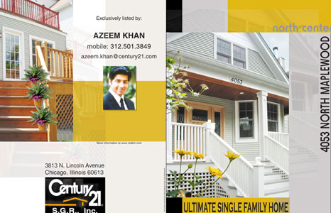 for Azeem Khan, Century 21 SGR