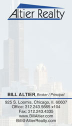 for Bill Altier, Altier Realty