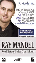 Ray Mandel, Coldwell Banker