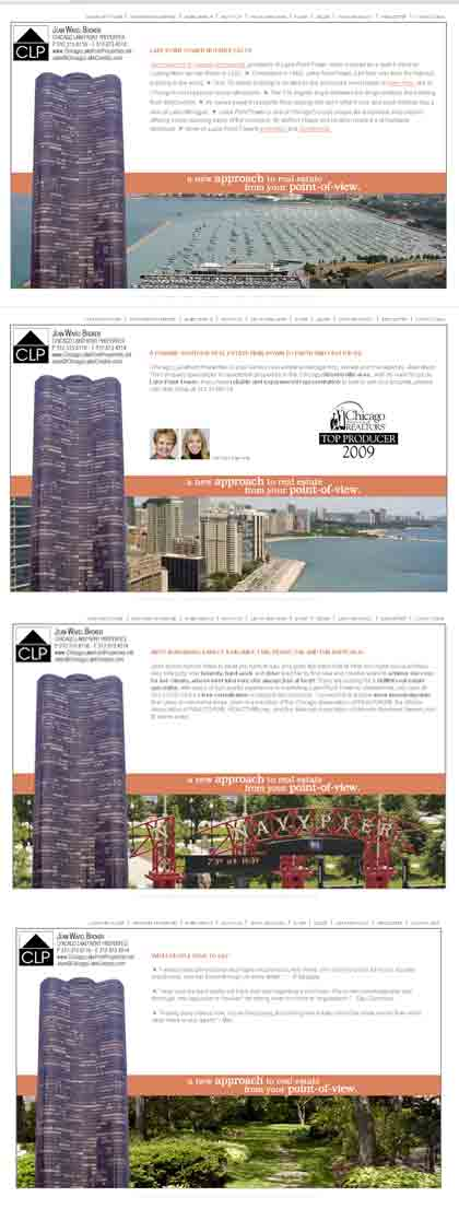 Chicago Lakefront Properties
